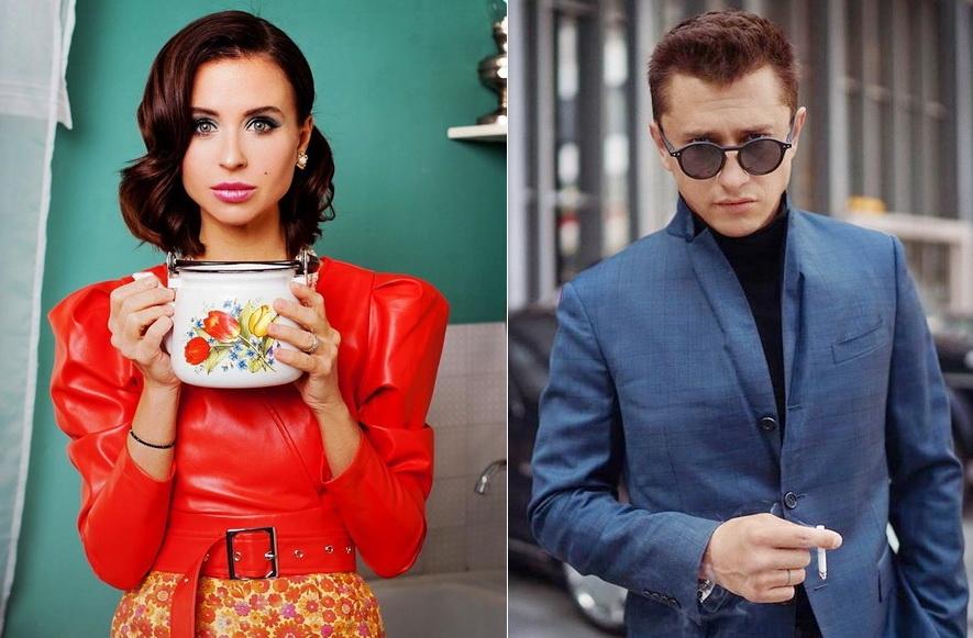 СМИ: Мирослава Карпович и Прилучный встречаются