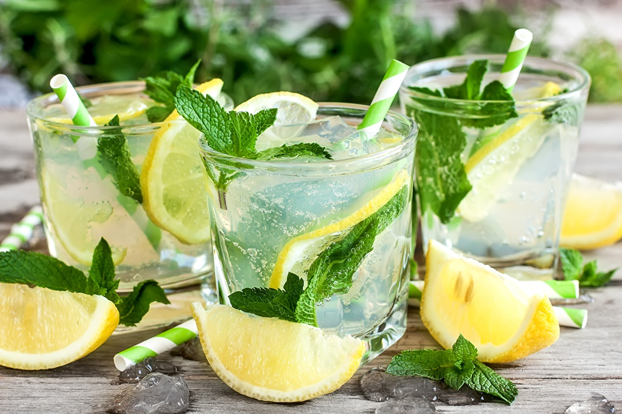 напитки утоляющие жажду