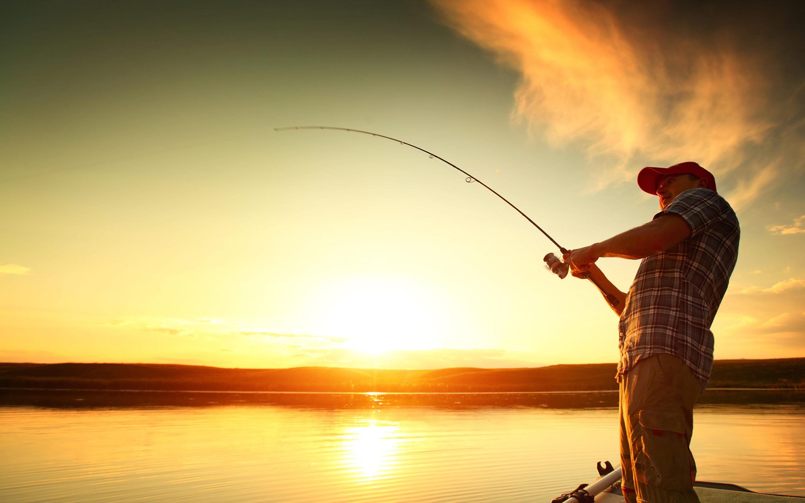 рыбалка главные правила