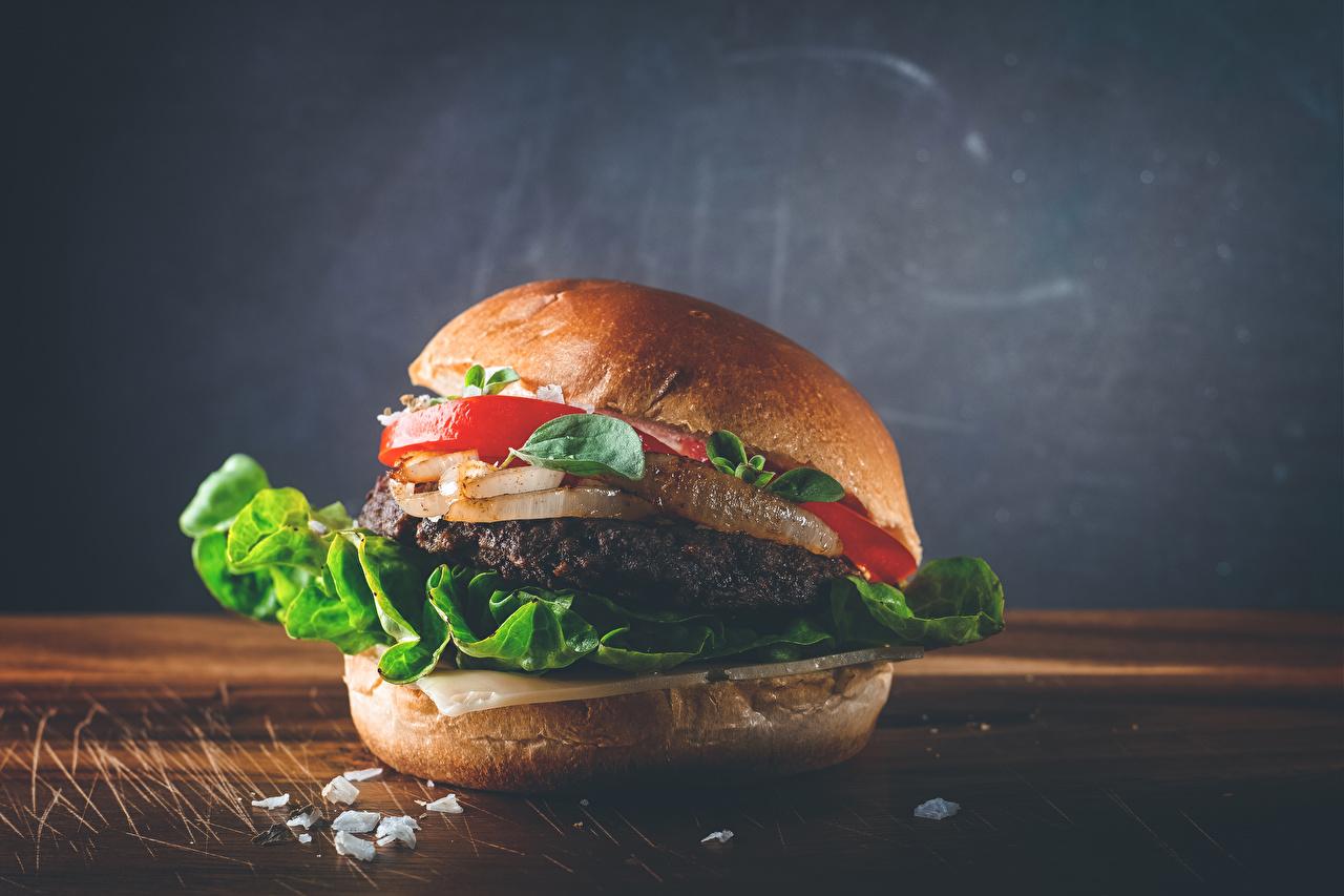 бургер рецепт с фото