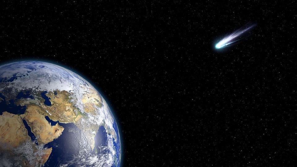 комета neowise как увидеть