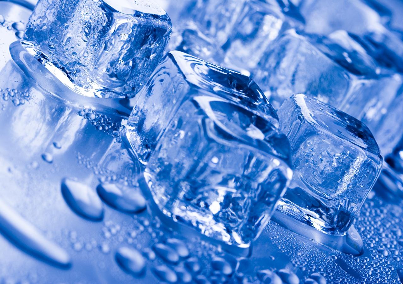 ледяной кубик