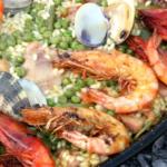 Паэлья с мясом и морепродуктами: оригинальный рецепт от Александра Педана