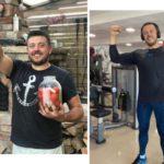 Вот это результат: Виталий Тыльный на спор похудел на 30 кг (ФОТО)