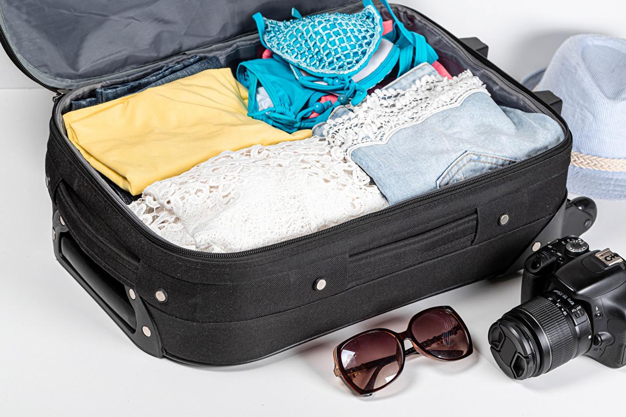 как правильно паковать чемодан