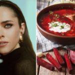 Вкусные секреты: как готовит борщ Юлия Санина?