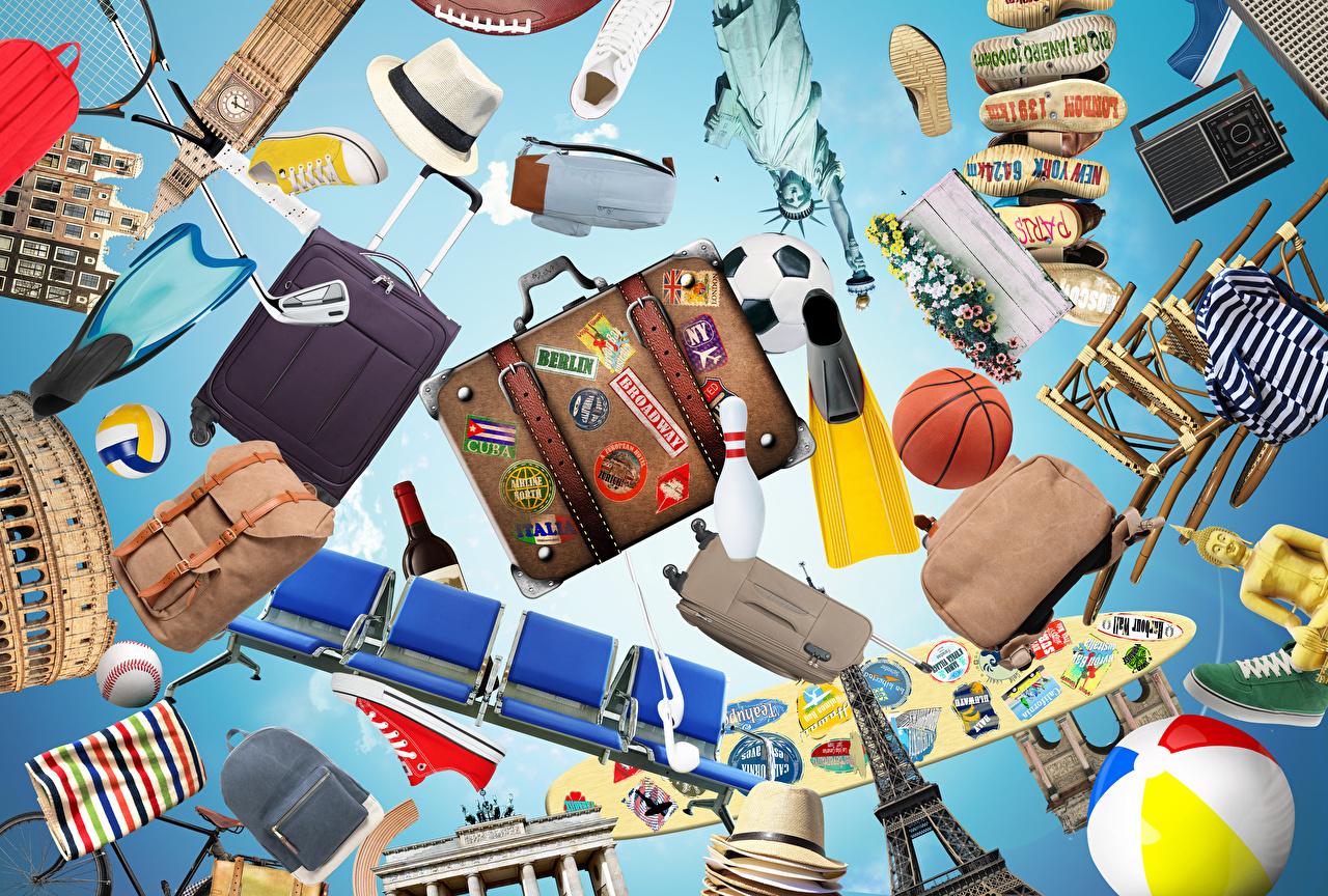 пакуем чемоданы правильно