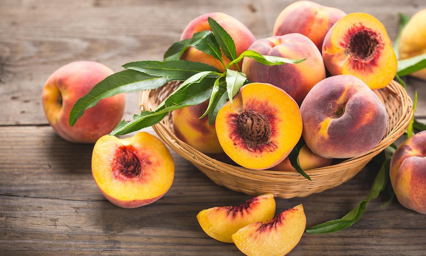 персик польза для здоровья