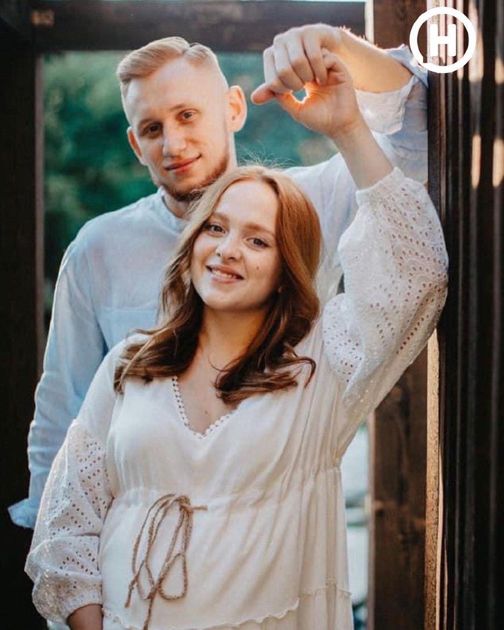 александр рудинский и его жена