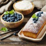 Когда хочется сладкого: полезный рецепт  творожного кекса от модели Софи Беридзе