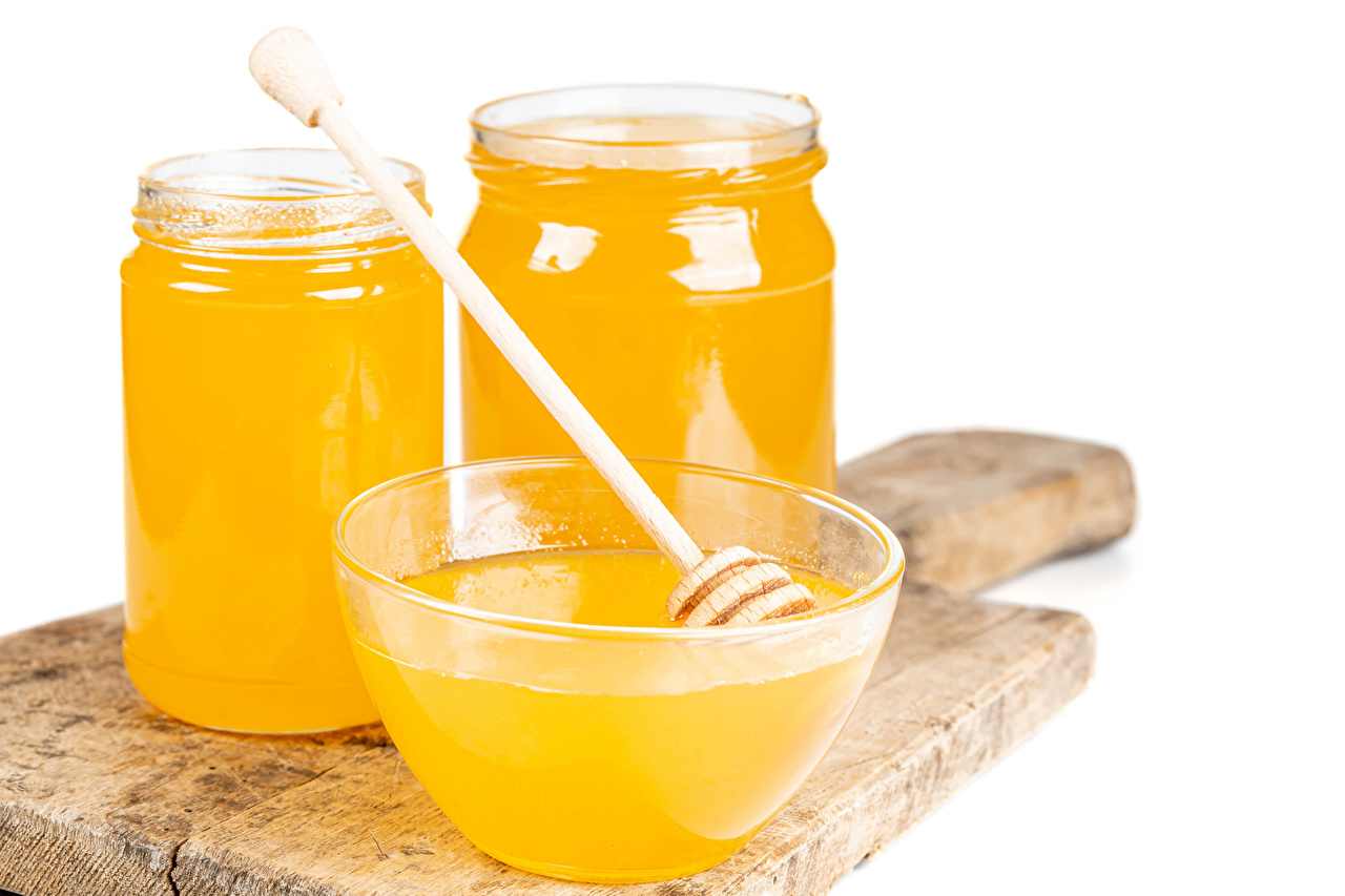 мед в сотах польза