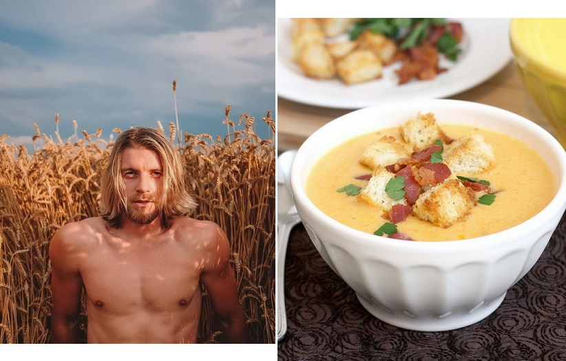 Сырный крем-суп: вкусный рецепт от участника ТМПУ