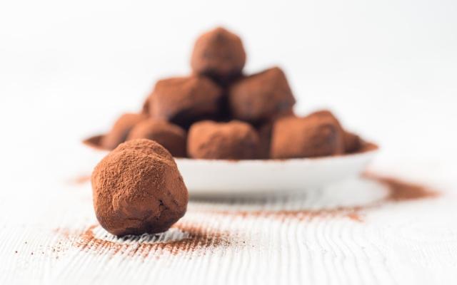 трюфельные конфеты рецепт