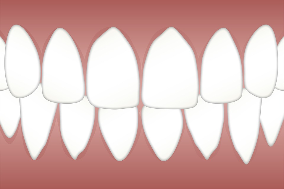 модные зубы
