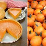 Пирог из мякоти тыквы: рецепт от Юлии Панковой