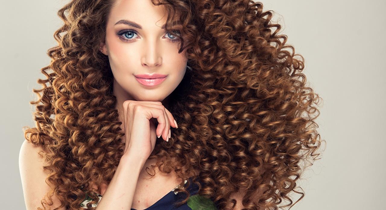 волос прическа женский 2020
