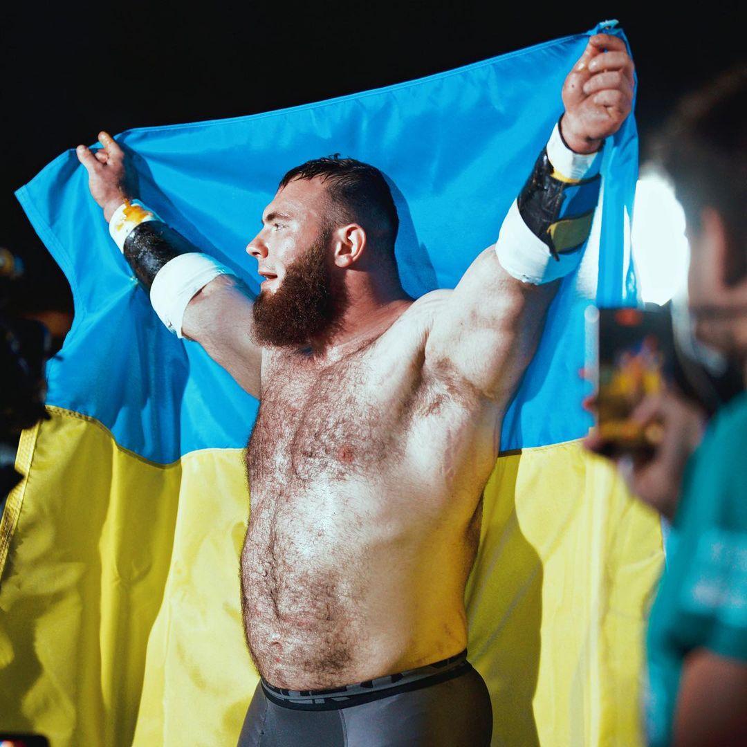 алексей новиков World Strongest Man