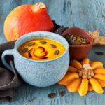 Тыквенный крем-суп: рецепт от Евгения Клопотенко