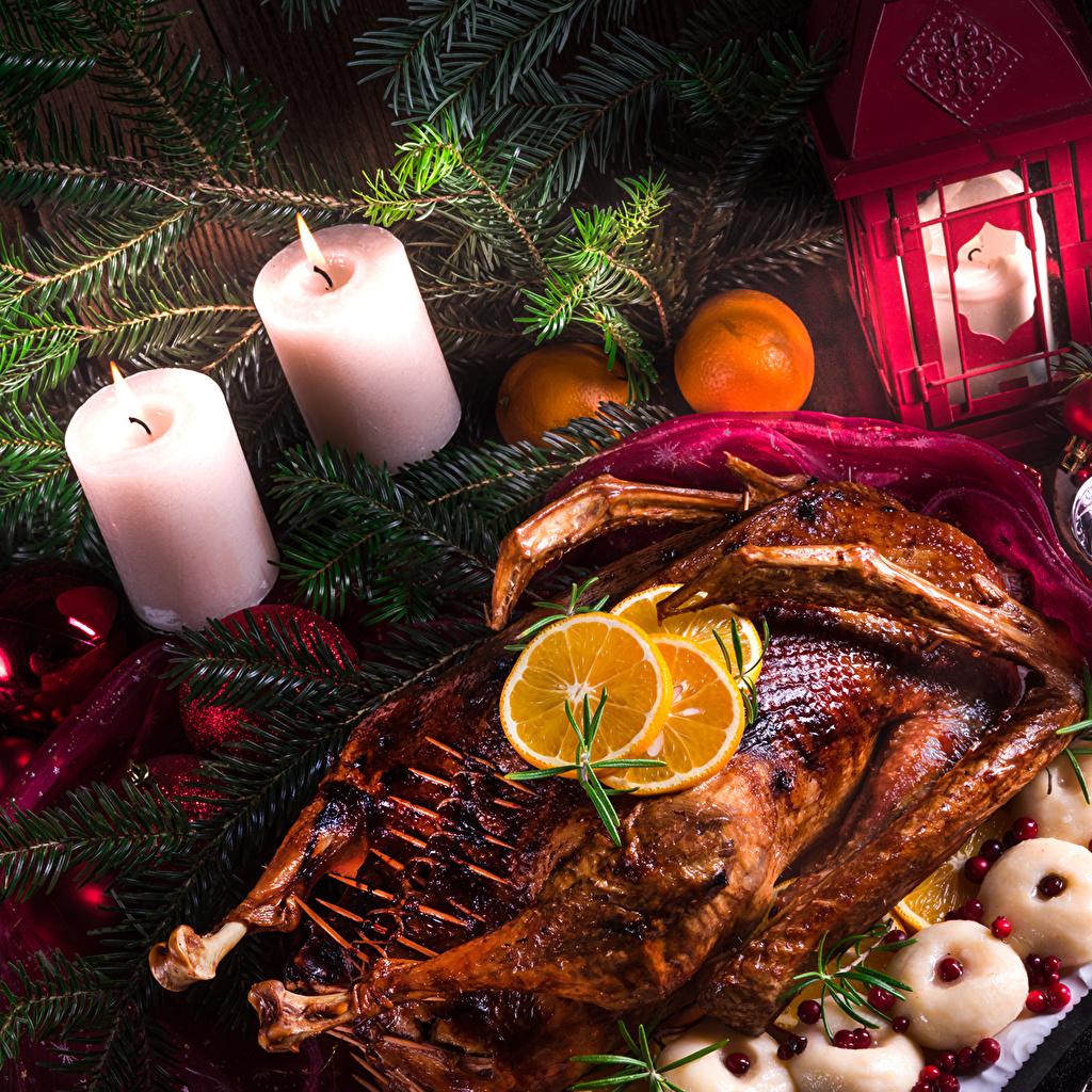 рецепт гуся на новый год