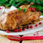 Вкусный рецепт гуся с яблочным чатни и овощами: идея для новогоднего стола