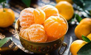 мандариновая кожура польза