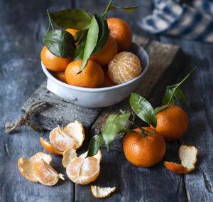 мандариновая кожура применение