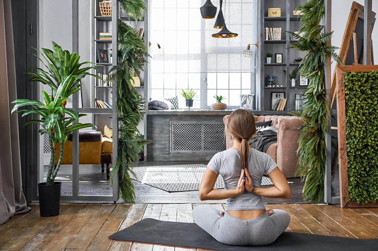 йога комплексы упражнений