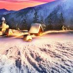 Зимний отдых в Карпатах: ТОП-10 советов туристу от ведущего Нового канала