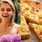 Луковый пирог: рецепт от Юлии Панковой