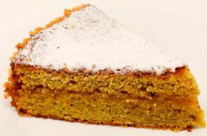 морковный пирог классический рецепт