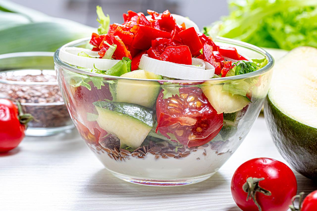 салат витаминный фото