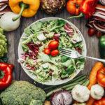 Салат витаминный от модели Саши Кугат