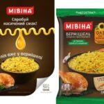 """С заботой о потребителе и планете: Nestlé в Украине меняет рецептуру вермишели быстрого приготовления """"Мивина"""""""