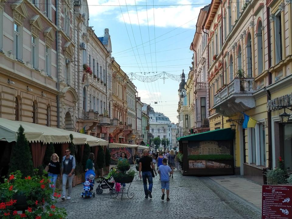 Украинская Прага: ТОП-5 невероятных мест в Черновцах, которые стоит посетить
