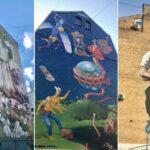 ТОП-10 муралов Киева, которые стоит увидеть своими глазами