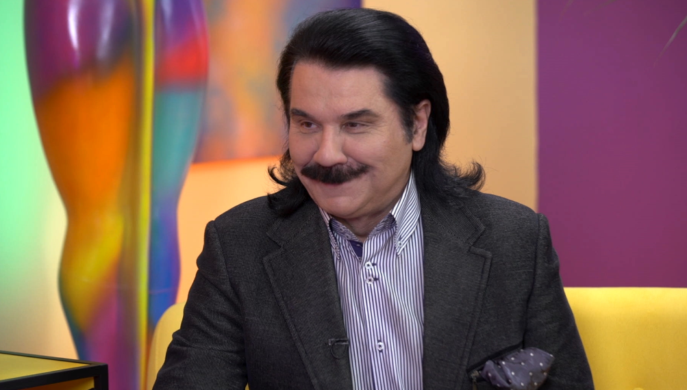 Неожиданно: Павел Зибров озвучил сумму, за которую согласен сбрить свои знаменитые усы