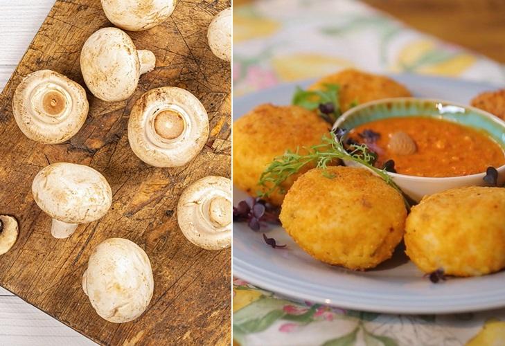 Как приготовить рисовые котлеты с грибами: вкусный постный рецепт