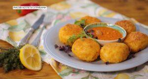 рисовые котлеты с грибами рецепт