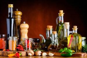 столовые растительные масла