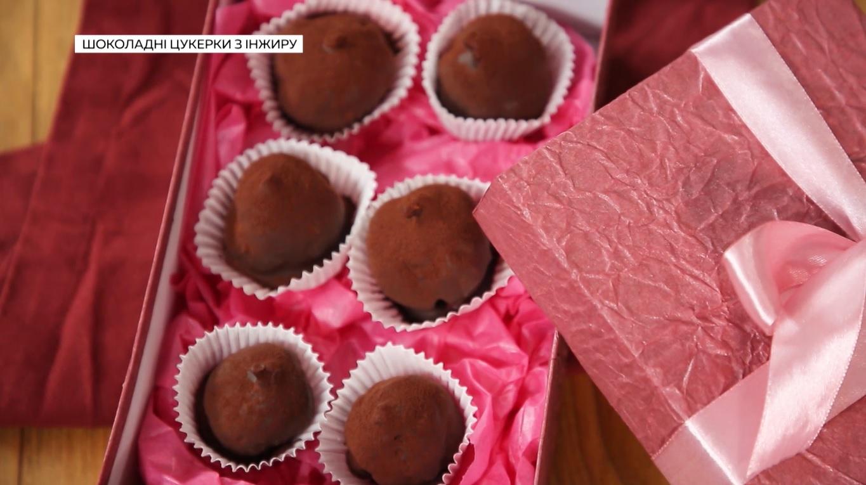 конфеты из сухофруктов рецепт