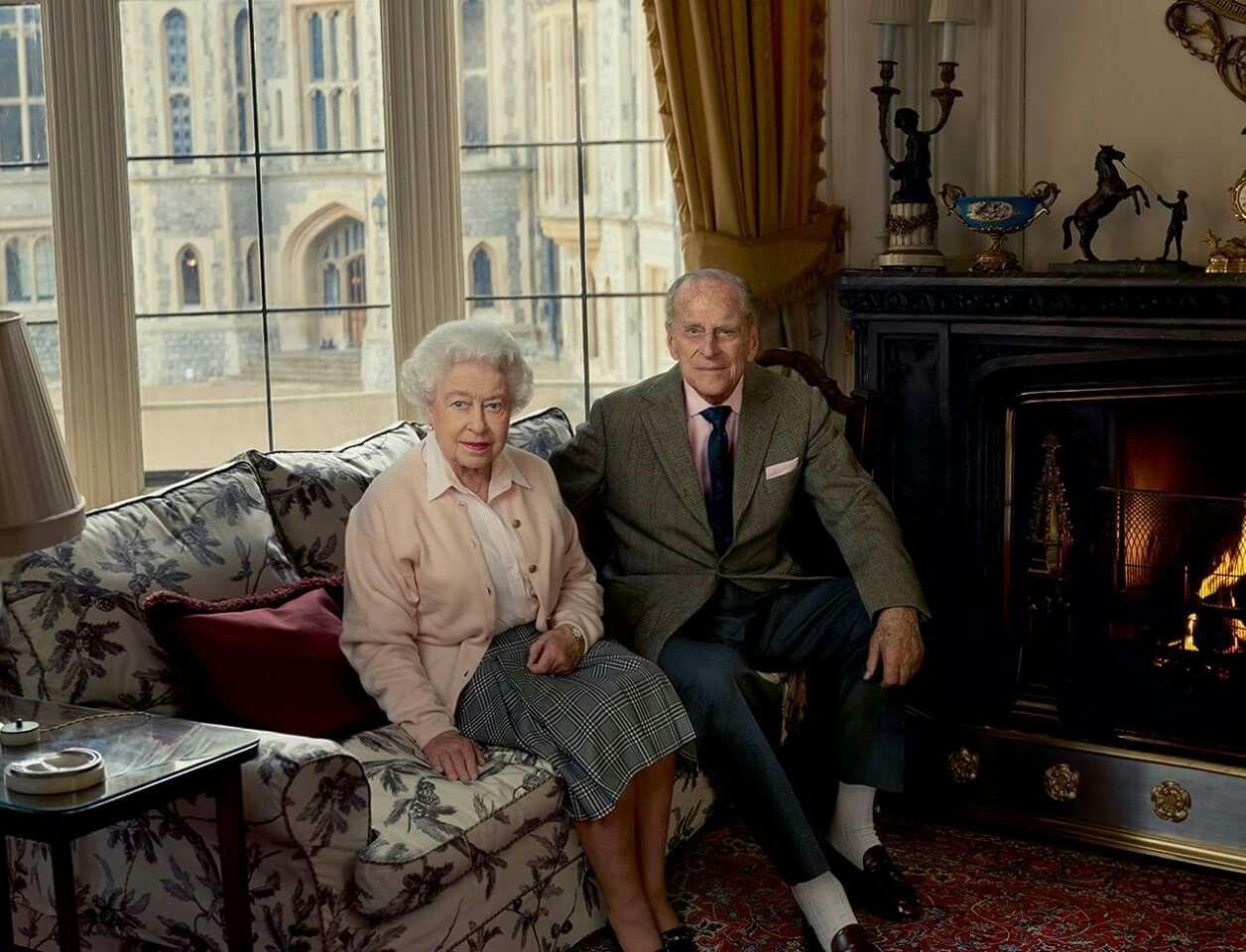 муж королевы умер