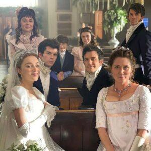 смотреть 1 сезон сериала бриджертоны онлайн бесплатно