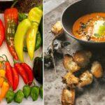 Суп-пюре из печеных перцев с фетой: рецепт от Адского Шефа