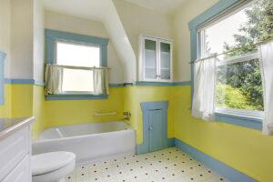 как организовать пространство в ванной