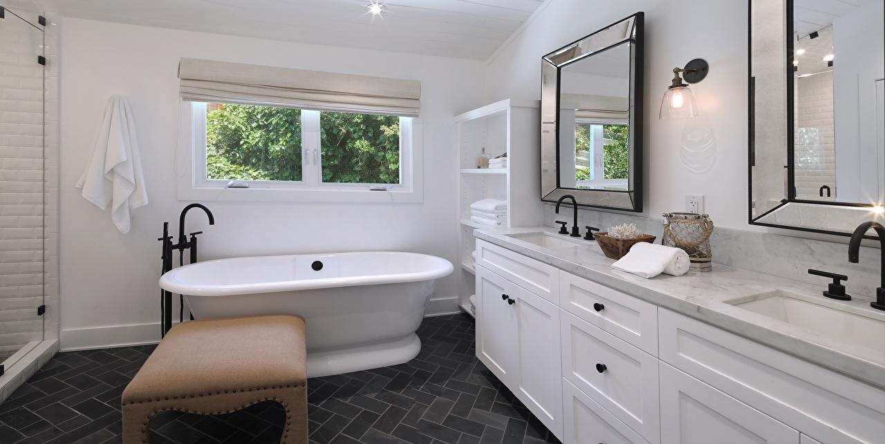 организация пространства в ванне