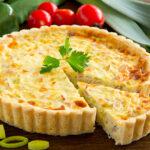 Киш с овощами: рецепт Григория Германа
