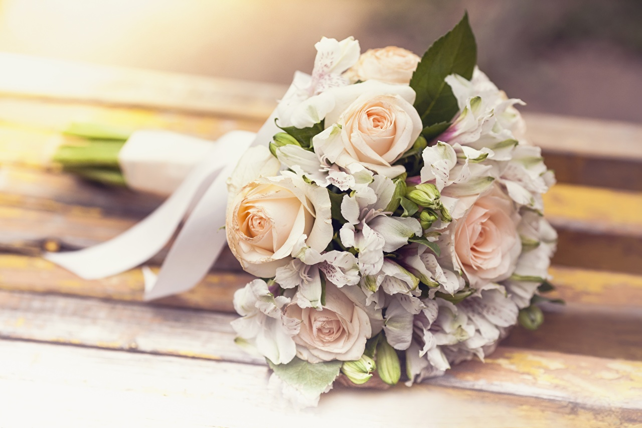 свадебный букет приметы