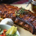 Свиные ребра барбекю: рецепт
