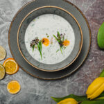 Вишисуаз: рецепт холодного французского супа
