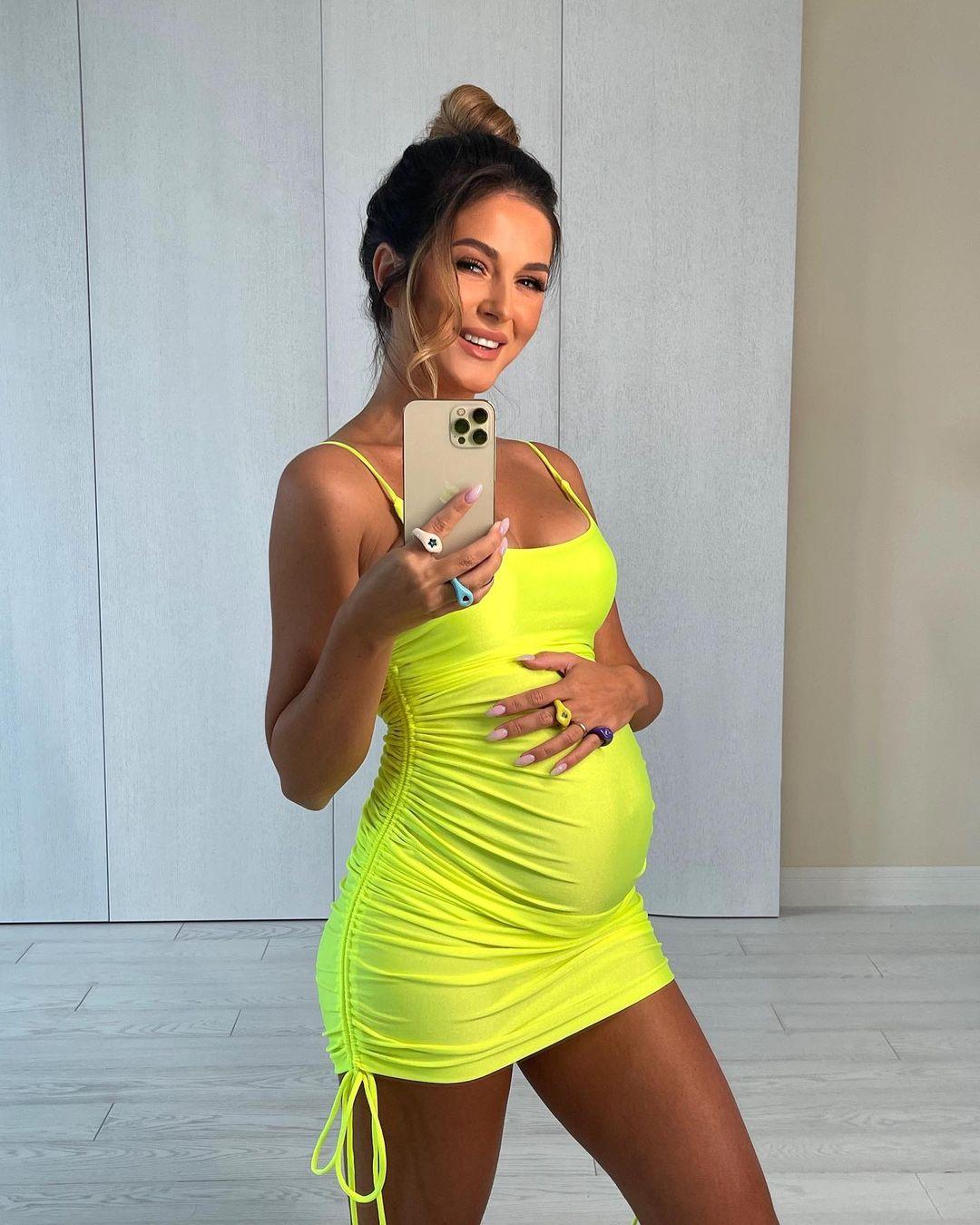 нюша беременна